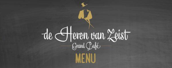 Bekijk ons menu